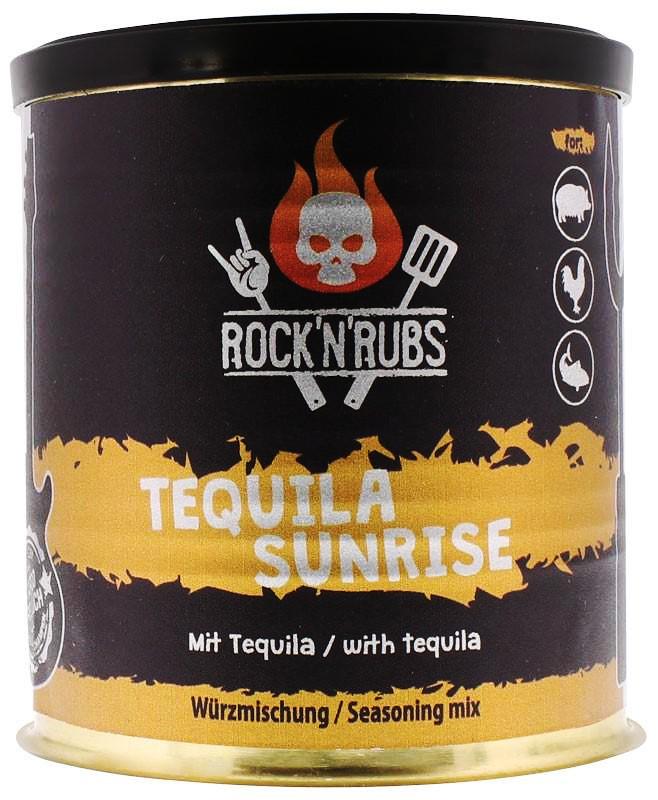 Rock´n Rubs Tequila Sunrise 130g Dose