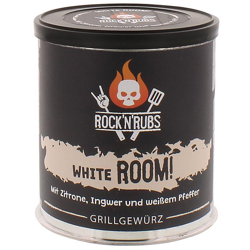 Rock´n Rubs White Room 170g Dose